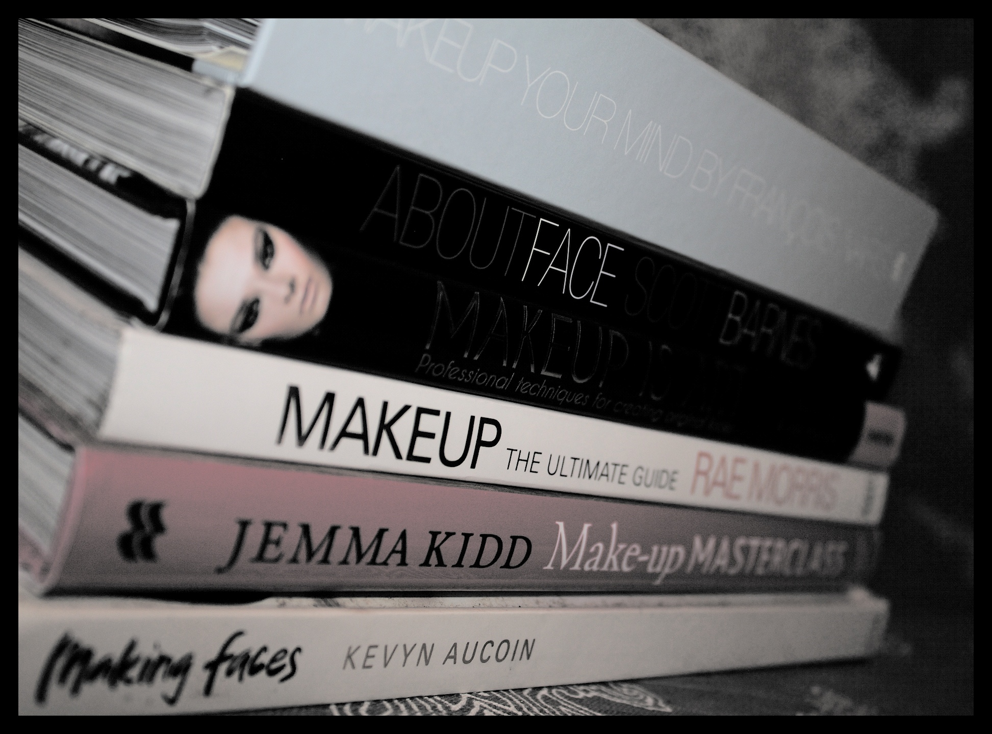 Must Haves: Makeup Books